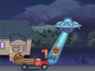 Abduction game