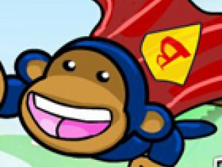 Bloons Super Monkey - 1