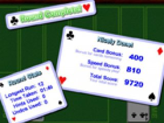 Crystal Golf Solitaire - 4