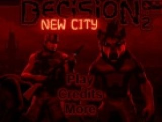 Decision 2: New City - 1