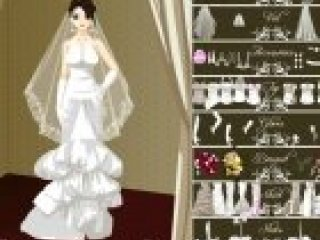 Elegant Wedding Dressup - 2