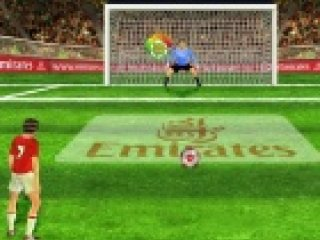 Emirates FIFA World Cup Shootout - 2