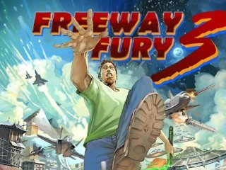 Freeway Fury 3 - 1