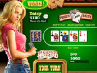 Hold 'em Poker with Daisy - 4