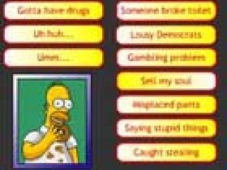 Homer Simpson soundboard - 1