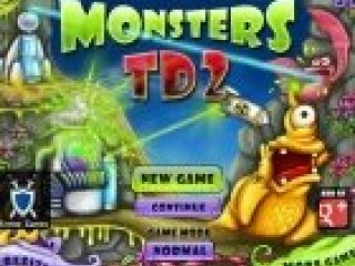 Monsters TD 2