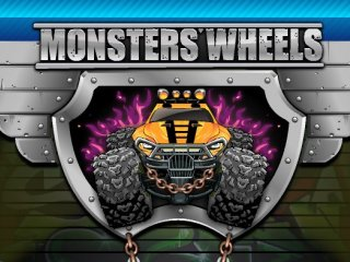 Monsters Wheels - 1