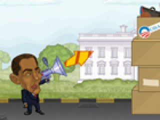 Presidential Street Fight 2008 - 1