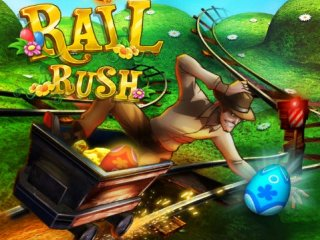 Rail Rush Worlds - 1