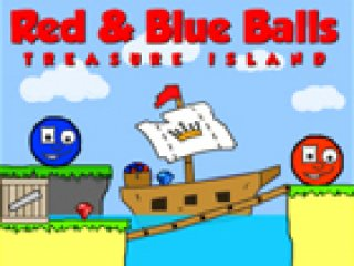Red and Blue Balls - 1