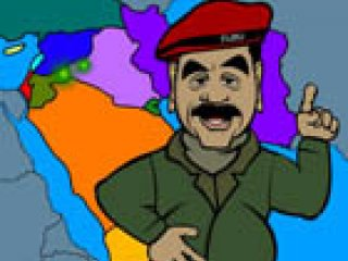 Saddam from Iraq - 1