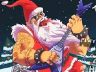 Santa Rock Star part 2