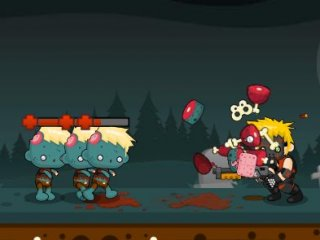 Shotgun vs Zombies - 3