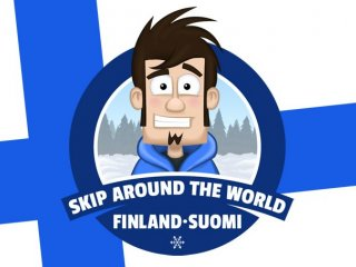 Skip Around The World Finland Suomi