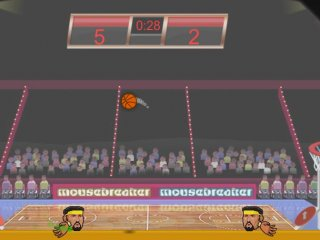 Sports Head Basketball - 2