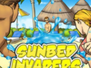 Sunbed Invaders
