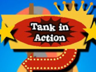 Tank in Action - 2