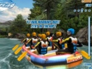 White Water Rafting - 1